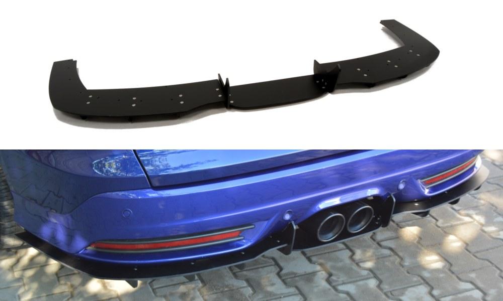 Dyfuzor Tylny Ford Focus MK3 ST Estate - GRUBYGARAGE - Sklep Tuningowy